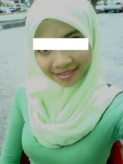 image Malay awek tudung kena ramas